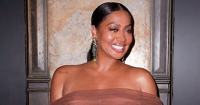 La la Anthony Shows Her Teen Son Kiyan Carmelo Saying He Kisses Only His Girl in a New Video