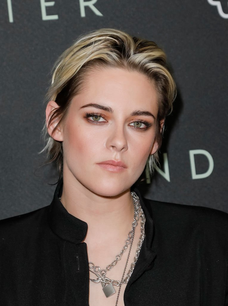 """Kristen Stewart attends the screening of 20th Century Fox's """"Underwater"""" at Alamo Drafthouse Cinema on January 07, 2020 in Los Angeles, California   Photo: Getty Images"""