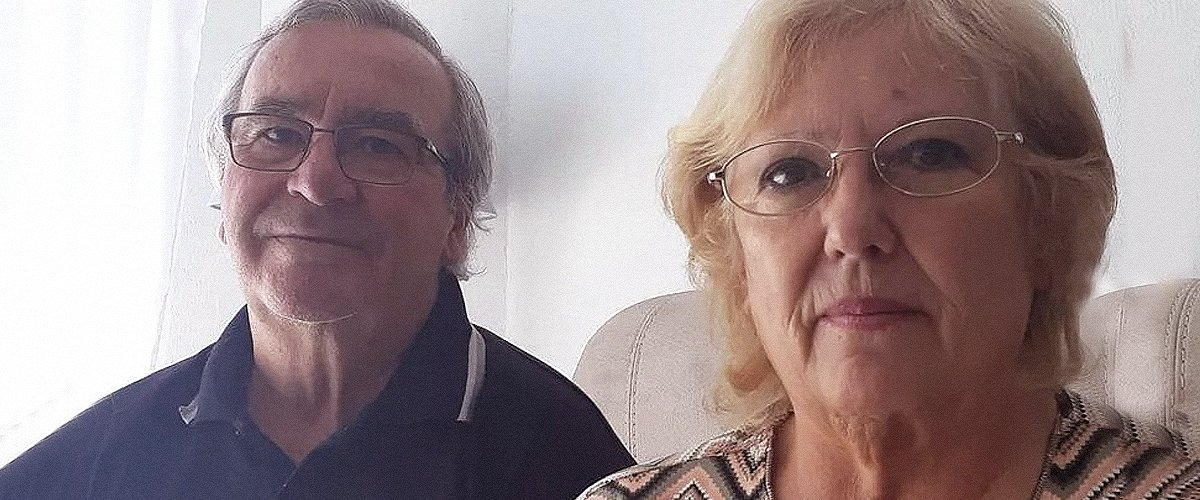 La photo de Danièle et Paul Pierra | Source: Twitter, France Bleu