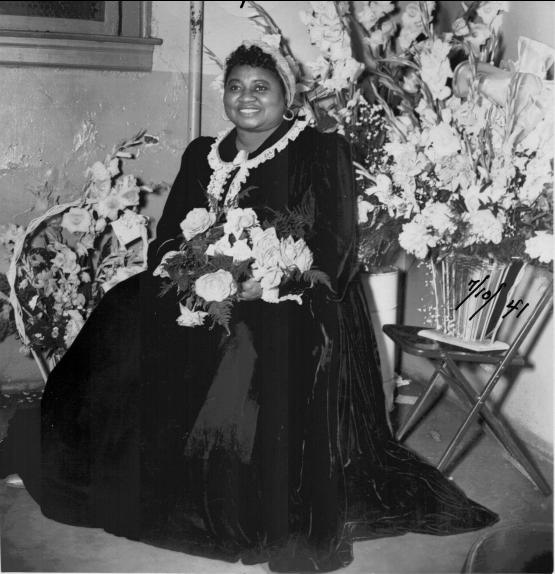 Actress Hattie McDaniel, 1941 | Photo: Wikimedia Commons Images
