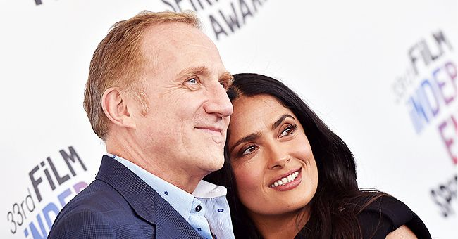 Salma Hayek and François-Henri Pinault Share a Beautiful Daughter — Meet the Star's Husband of over a Decade