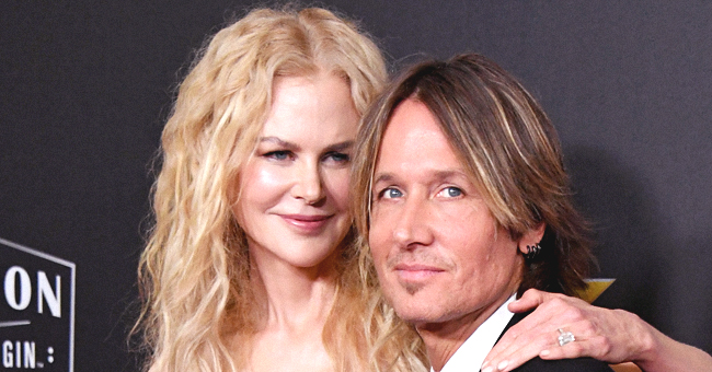 Keith Urban Plays a Single-Handed Birthday Tribute to His Wife Nicole