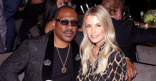 Eddie Murphy Has Support of 8 of His 10 Kids and Fiancée at the 'Dolemite Is My Name' Premiere