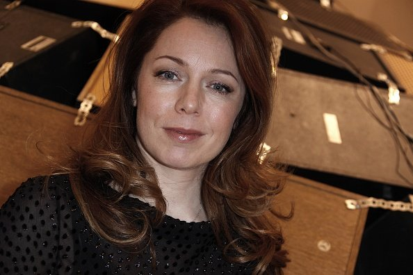 Isabelle Boulay assiste aux illuminations du magasin BHV à Paris, France. | Photo : Getty Images.
