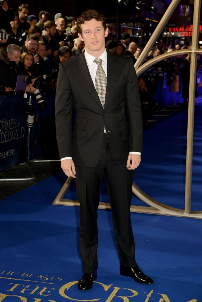 Callum Turner attends 'Fantastic Beasts: The Crimes Of Grindelwald' UK Premiere at Cineworld Leicester Square | Getty Images