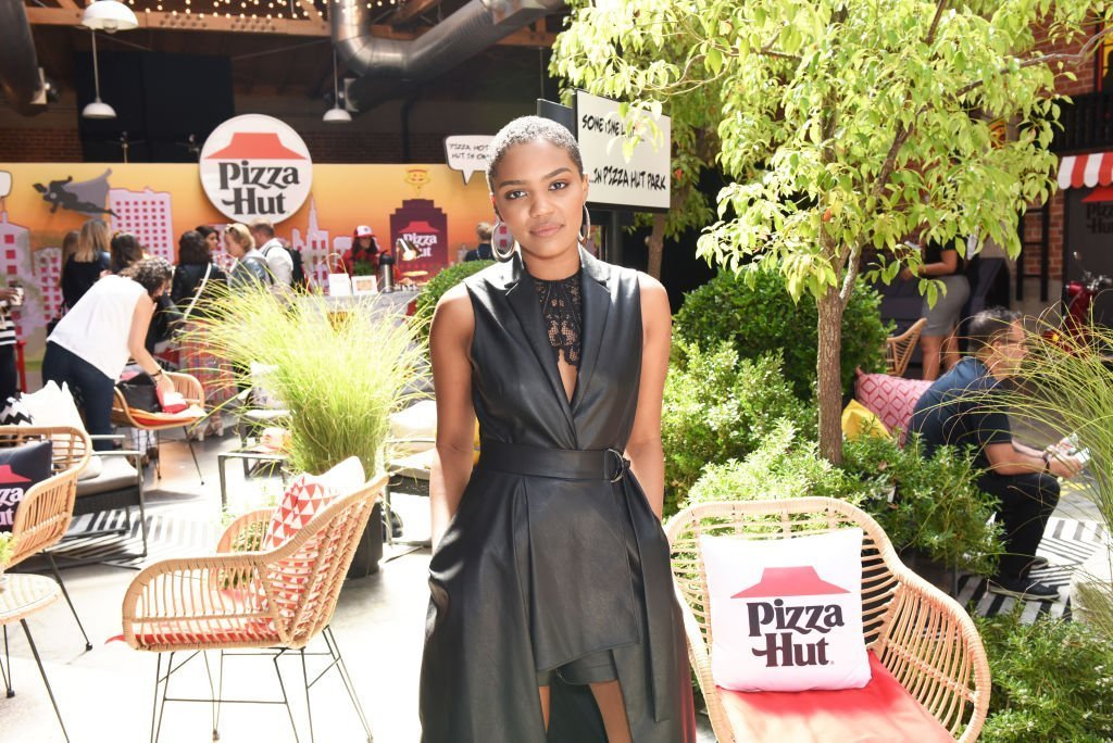 China Anne McClain of 'Black Lightning' attends the Pizza Hut Lounge at 2019 Comic-Con International: San Diego | Photo: Getty Images