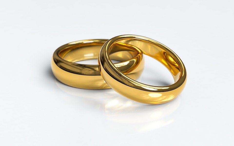 Bagues de mariage : Photo | Pixabay