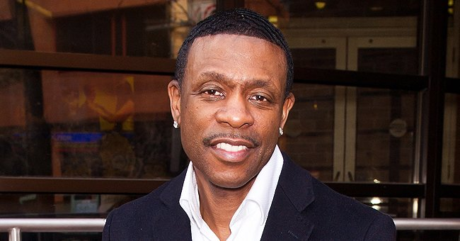 """Keith Sweat visits FOX 29's """"Good Day"""" at FOX 29 Studio on February 21, 2013 in Philadelphia, Pennsylvania. 