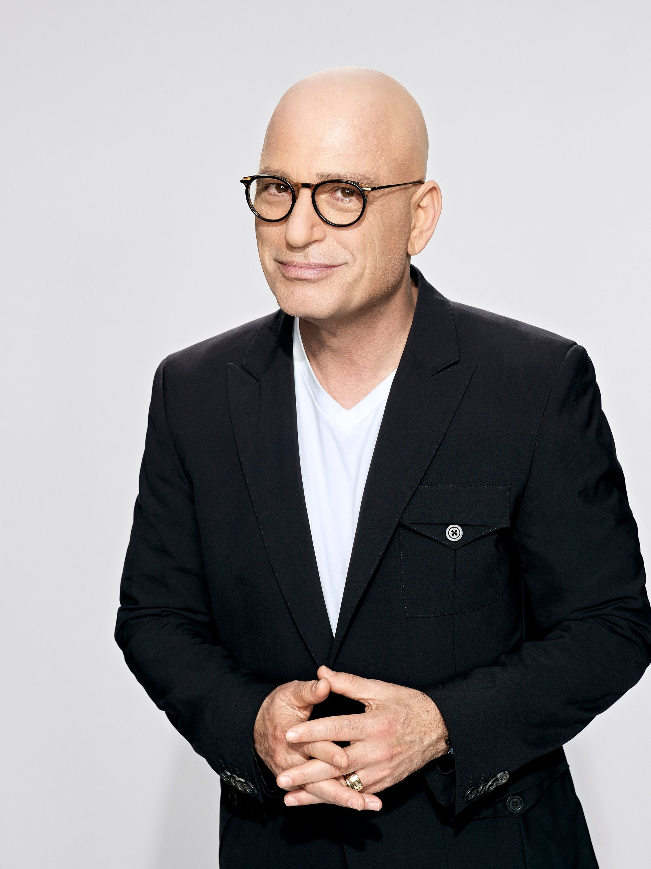 """Official portrait of Howie Mandel for """"America's Got Talent""""   Source: Getty Image"""