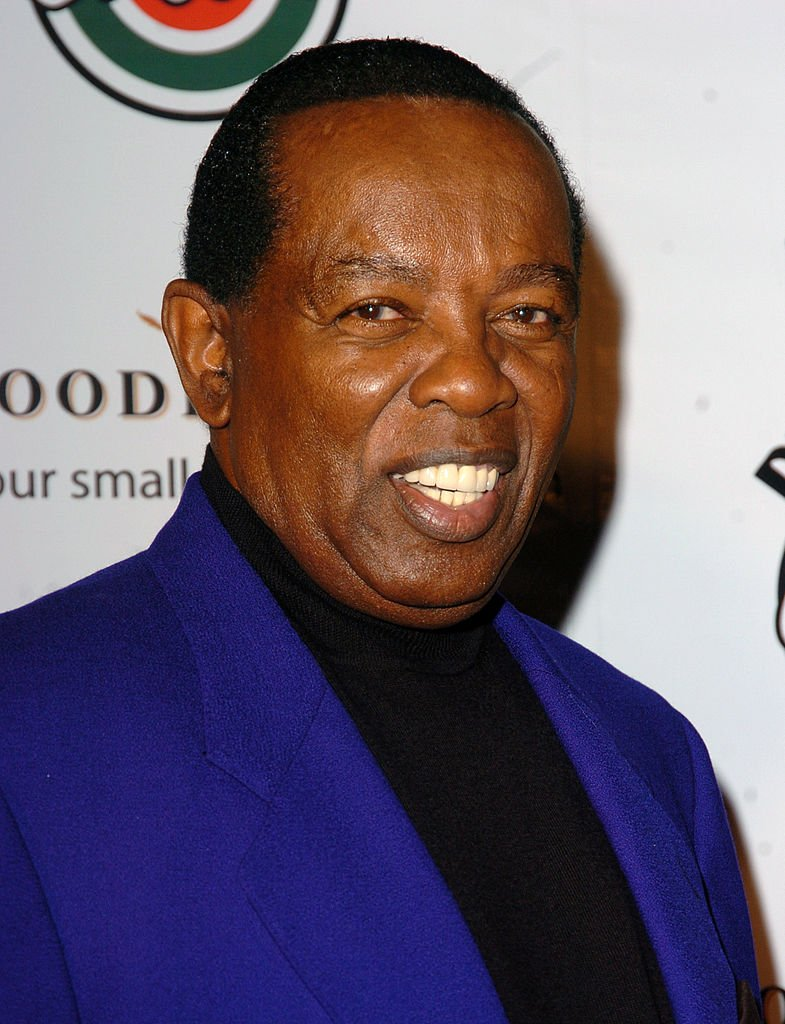 """Lou Rawls during 3rd Annual """"Feast of San Gennaro L.A."""" Gala, """"Prima Notte"""" at Grove Drive in Los Angeles on September 23, 2004. 