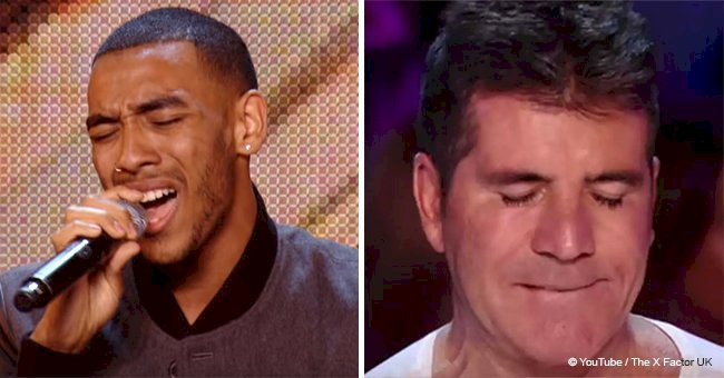 Man dedicates song to late friend, and his heartfelt voice brings every judge to tears