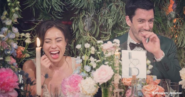 An inside Look at 'Property Brothers' Drew Scott and Linda Phan's Wedding