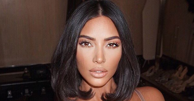 Kim Kardashian Shows off Her Stunning Curves in a Tiny Swimsuit in Costa Rica (Photo)