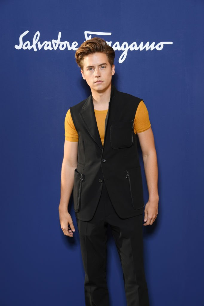 Cole Sprouse en juin 2019. Photo : Getty Images