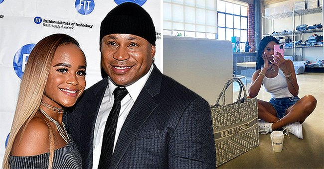 LL Cool J's Daughter Samaria Leah Shares a New Selfie Showing off Her Monday Look
