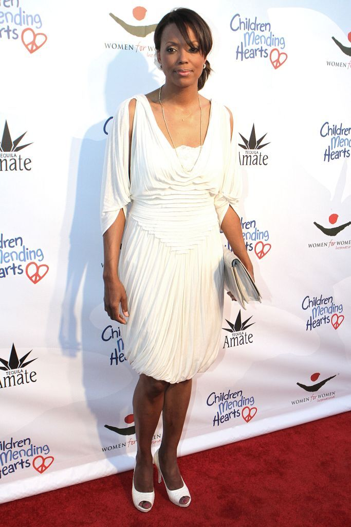 Aisha Tyler attends Children Mending Hearts 3rd Annual Peace Please Gala at Music Box on April 16, 2010 in Hollywood, California. | Source: Getty Images