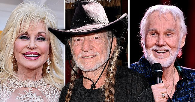Dolly Parton, Kenny Rogers and Willie Nelson Specials to Air on TV Next Month