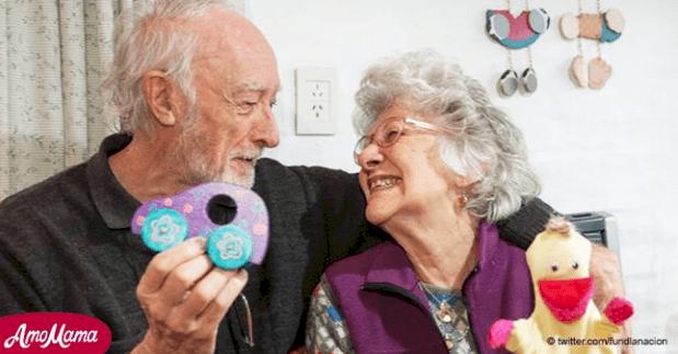 Amorosa pareja de ancianos hizo más de 9 mil juguetes para regalarles a niños durante 9 años