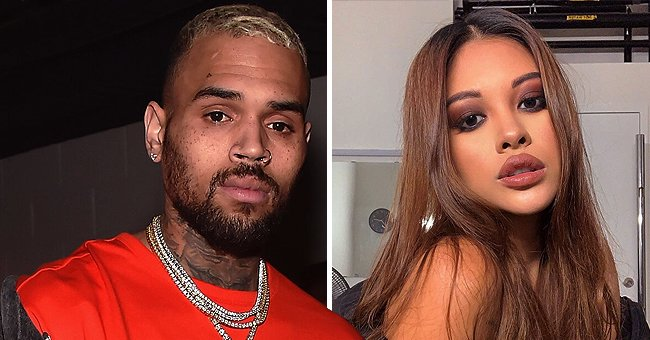 Chris Brown's Rumored Ex Ammika Harris Posts about Being Tired after Allegedly Giving Birth