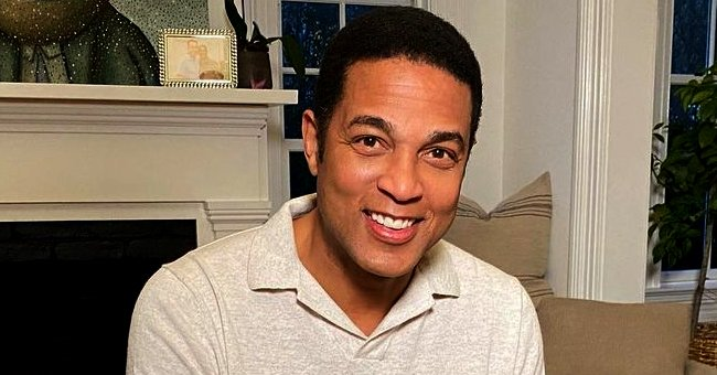 CNN Anchor Don Lemon Enjoys Dog Dad Duty as He Poses at a Park with His Adorable Pups