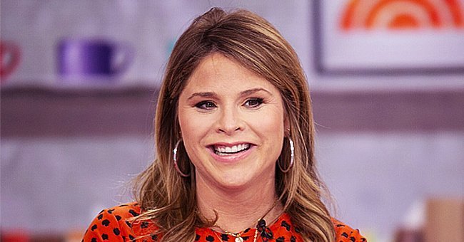 Jenna Bush Hager from 'Today' Shares Photos of Her 3 Adorable Kids in Matching Heart Print Pajamas