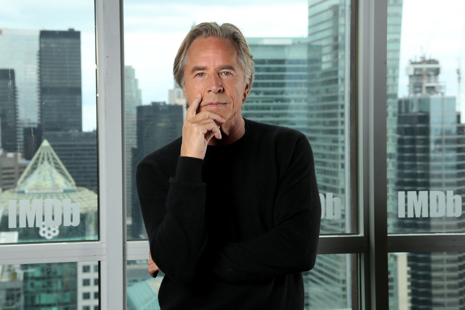 Don Johnson at The IMDb Studio Presented By Intuit QuickBooks at Toronto 2019 on September 08, 2019 | Getty Images