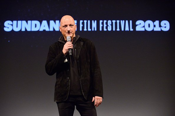 Director Dan Reed speaks onstage during the 'Leaving Neverland' Premiere during the 2019 Sundance Film Festival at Egyptian Theatre on January 25, 2019, in Park City, Utah. | Source: Getty Images.