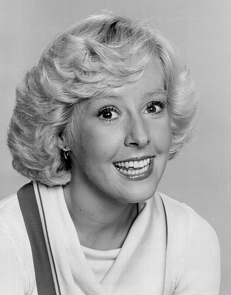 "Georgia Engel from ""The Betty White Show."" 