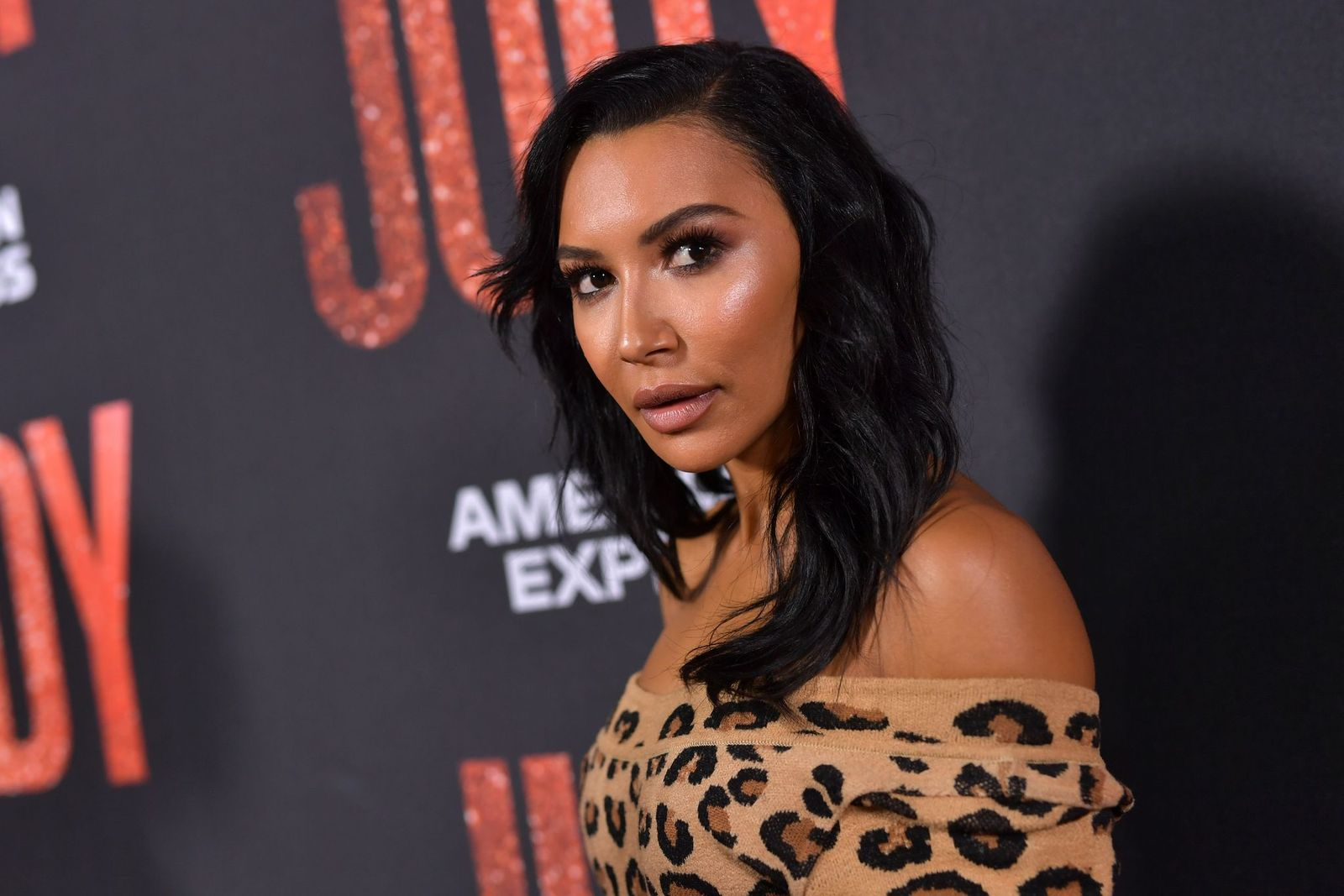 """Naya Rivera atthe Los Angeles premiere of """"Judy""""on September 19, 2019, in Beverly Hills, California 