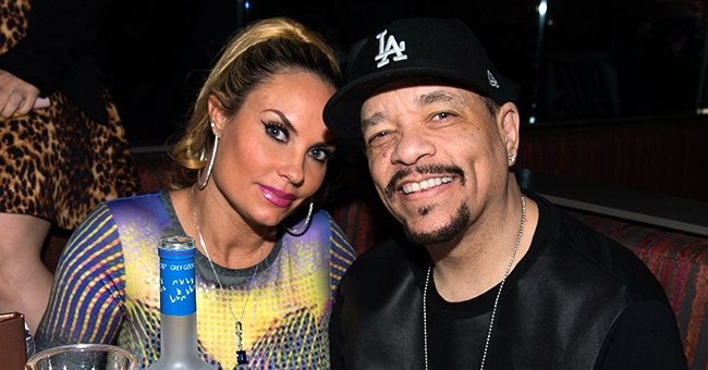 Ice-T's Wife Coco Looks Enticing In a Gorgeous Leopard-Filter Selfie Wearing a Trendy Choker