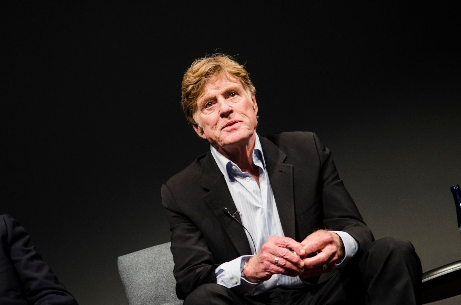 Robert Redford au Newseum le 18 avril 2013 à Washington, DC. | Photo : Getty Images