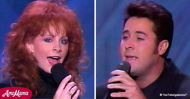 Reba McEntire's singing 'The Heart Won't Lie' in duet with Vince Gill bewitches fans for years