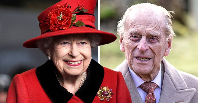 Queen Elizabeth Pays Tribute to Her Beloved Husband Prince Philip during a Public Outing