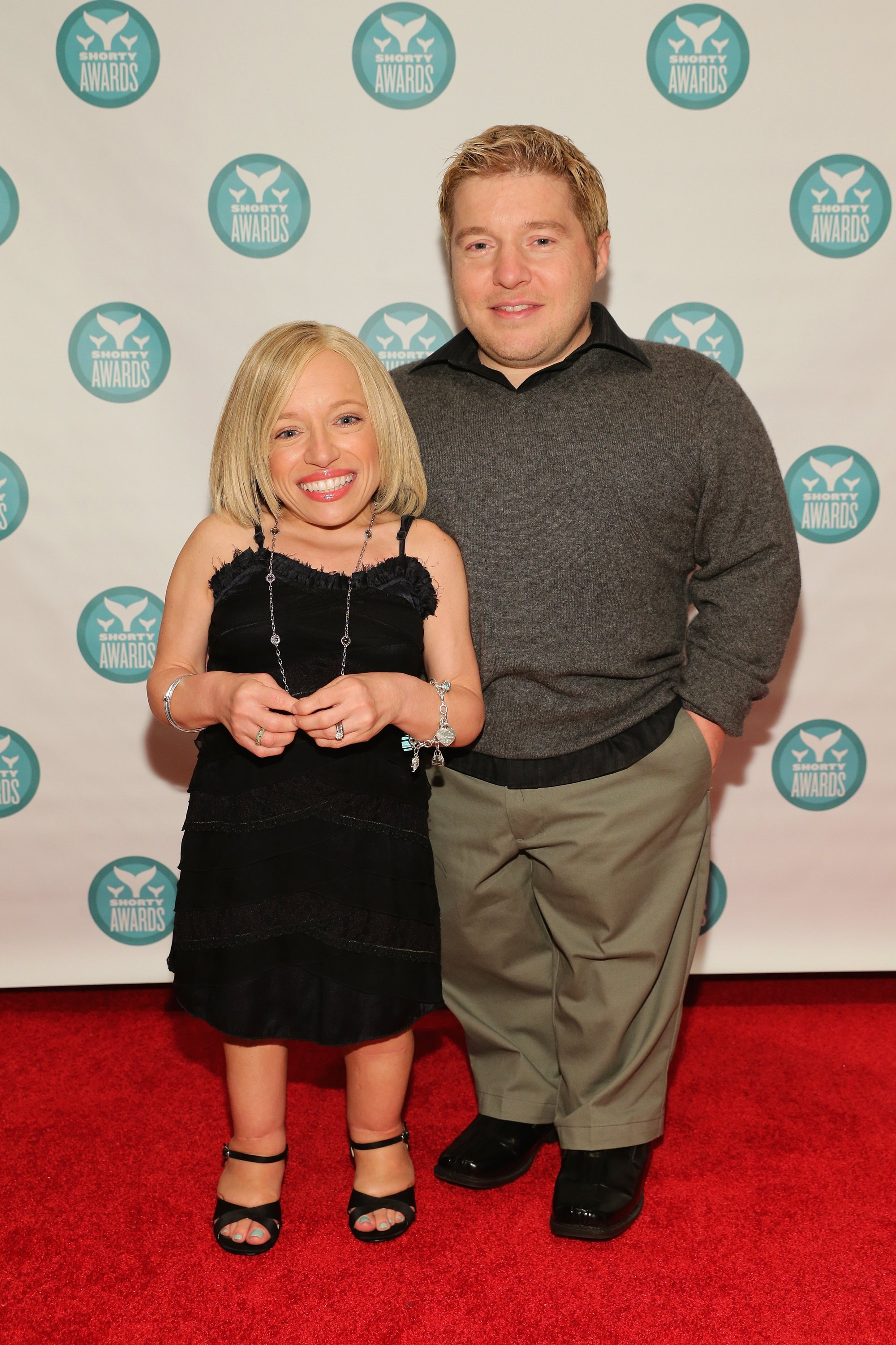 Doctor Jennifer Arnold and Bill Klein attend the 6th Annual Shorty Awards in New York City on April 7, 2014 | Photo: Getty Images