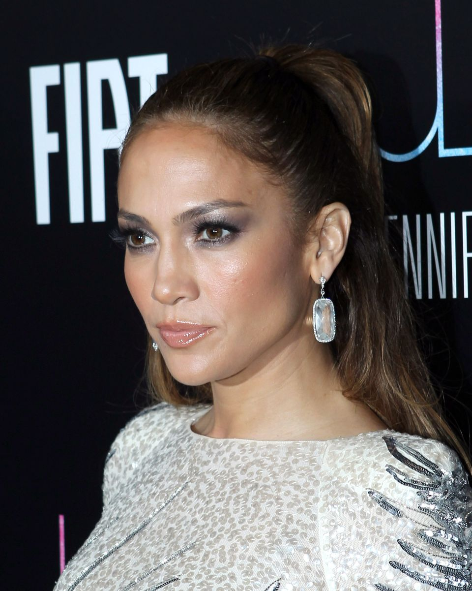 Jennifer Lopez during the Fiat Presents Jennifer Lopez's Official American Music Awards After Party on November 20, 2011, in West Hollywood, California. | Source: Getty Images