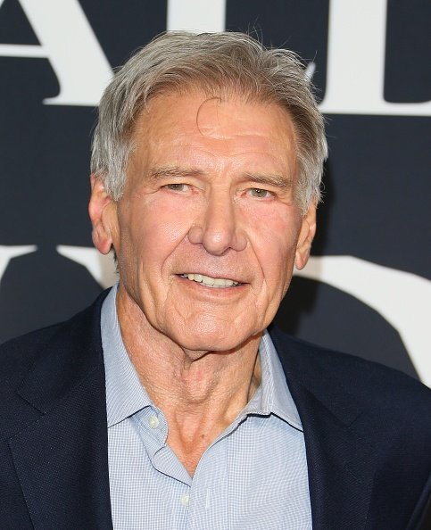 Harrison Ford at El Capitan Theatre on February 13, 2020 in Los Angeles, California. | Photo: Getty Images