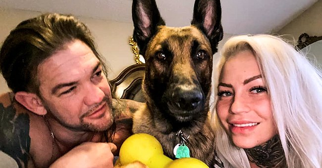 Leland Chapman's Wife Jamie Feels Nervous as Their Pet Kona Returns Home after Amputation Surgery