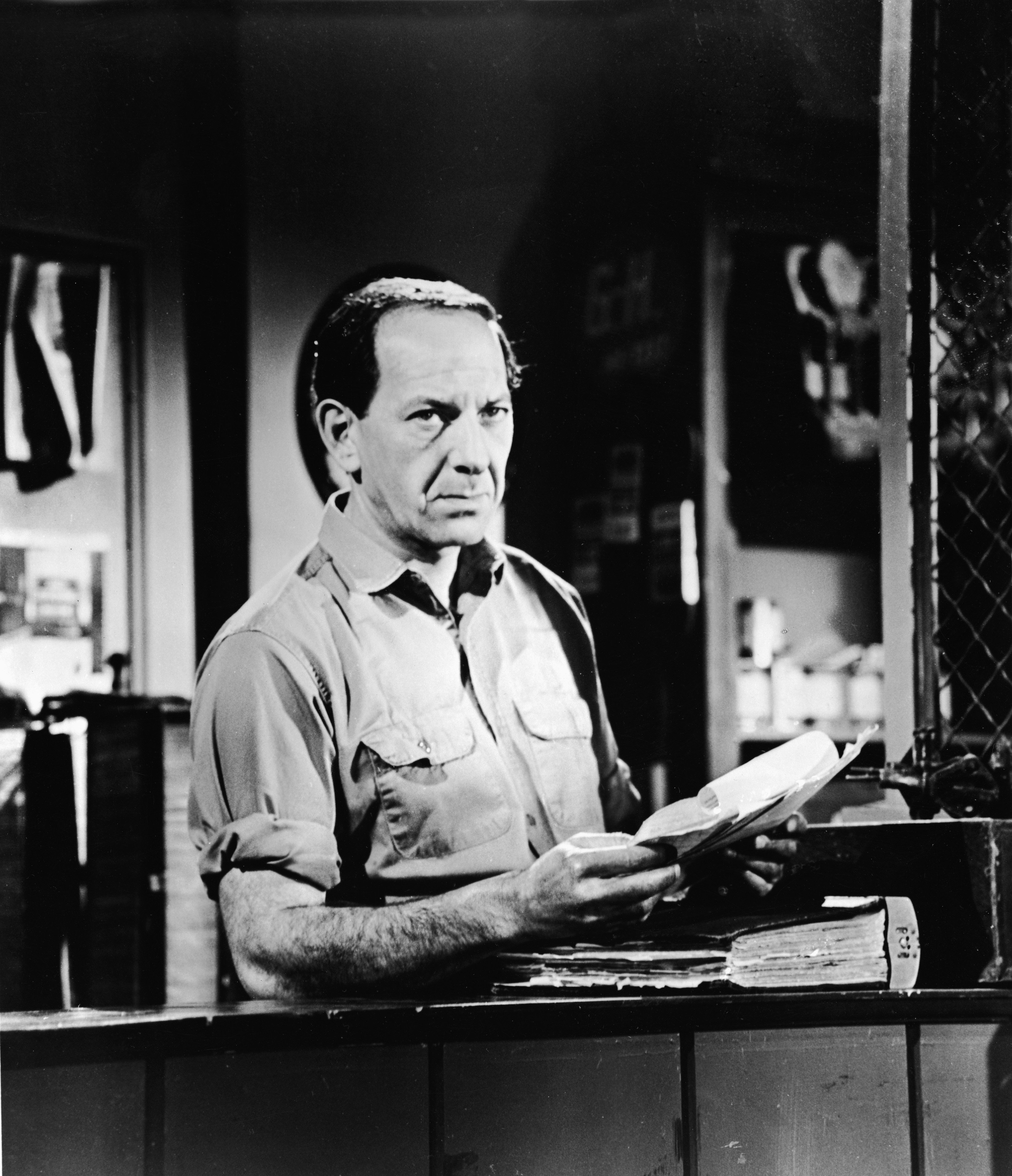An undated picture of Jack Klugman   Photo: Getty Images