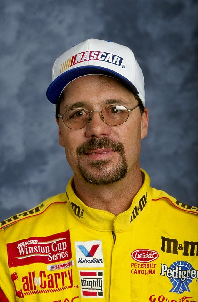 Driver Ernie Irvan poses for a studio portrait at the NASCAR Daytona 500 Speedweek - Winston Cup Series at the Daytona International Speedway on February 08, 1999 | Photo: Getty Images