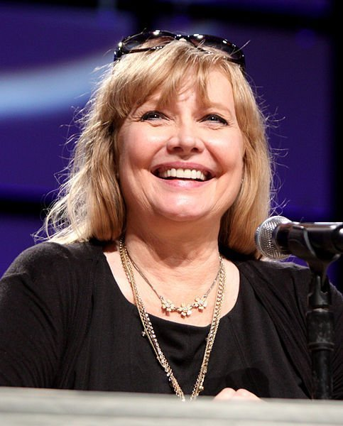 Cindy Morgan at the 2013 Phoenix Comicon. | Source: Wikimedia Commons