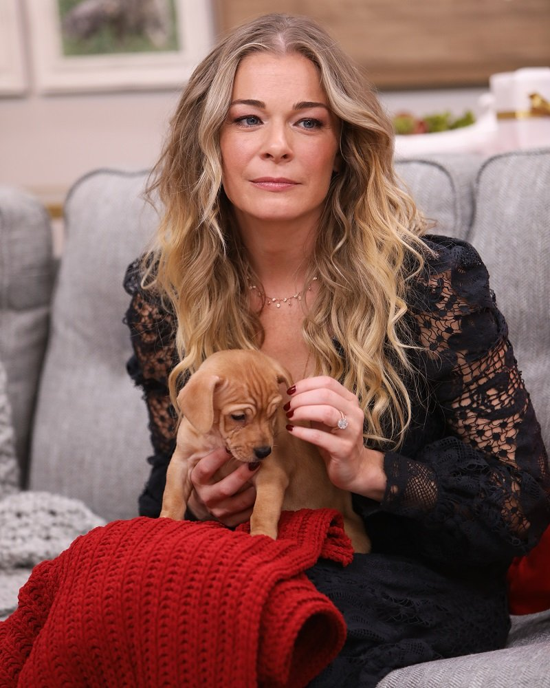 LeAnn Rimes on November 08, 2019 in Universal City, California | Photo: Getty Images