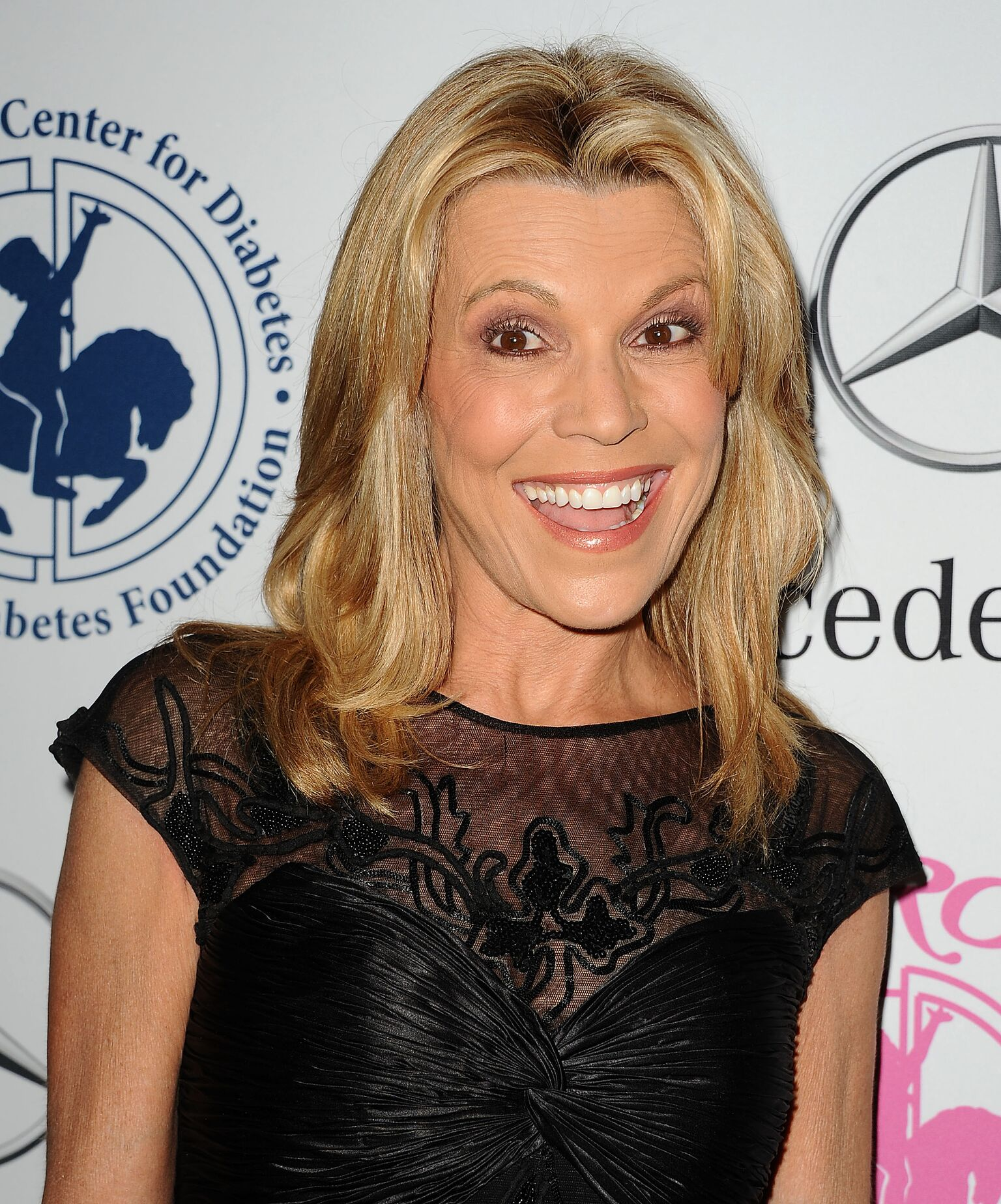 Vanna White attends the 2014 Carousel of Hope Ball at The Beverly Hilton Hotel  l Getty Images