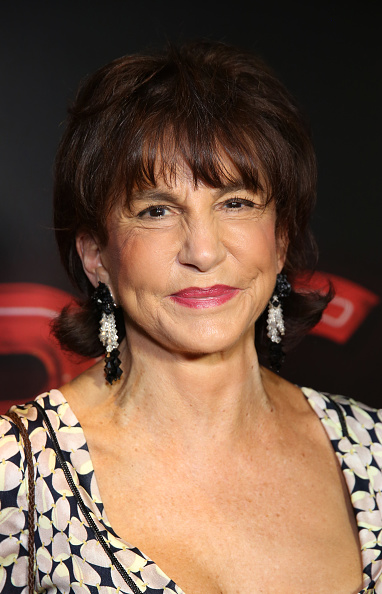 "Mercedes Ruehl attends Broadway Opening Night after party for ""Torch Song"" at Sony Hall on November 1, 2018 