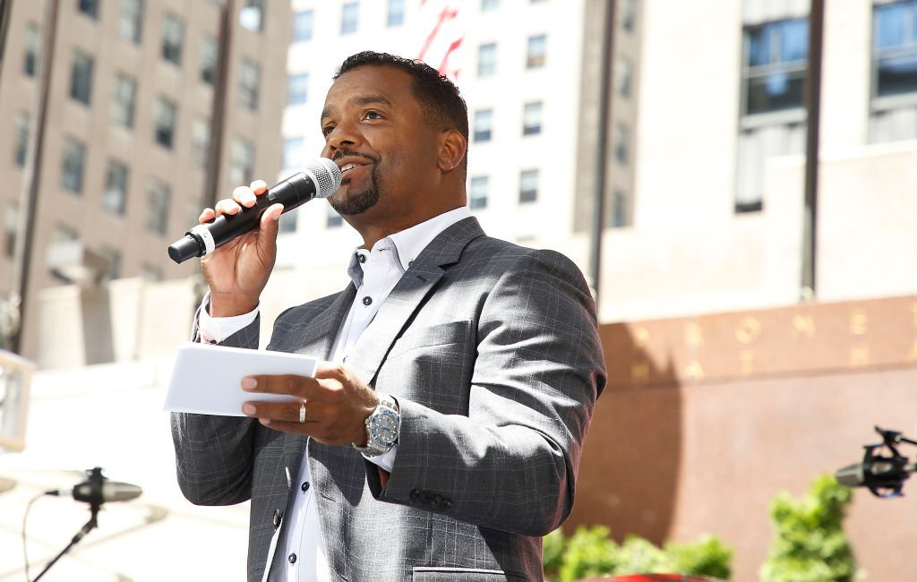 Alfonso Ribeiro attends Side By Side: A Celebration Of Service | Photo: Getty Images
