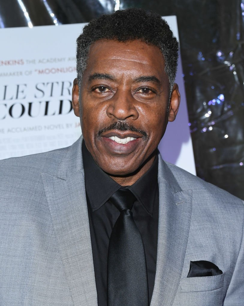 "Ernie Hudson at the Los Angeles Special Screening Of ""If Beale Street Could Talk"" 