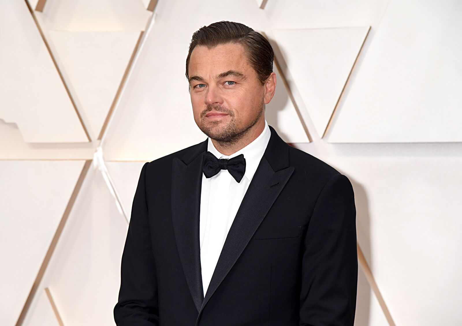 Leonardo DiCaprio attends the 92nd Annual Academy Awards at Hollywood and Highland on February 09, 2020 | Photo: Getty Images