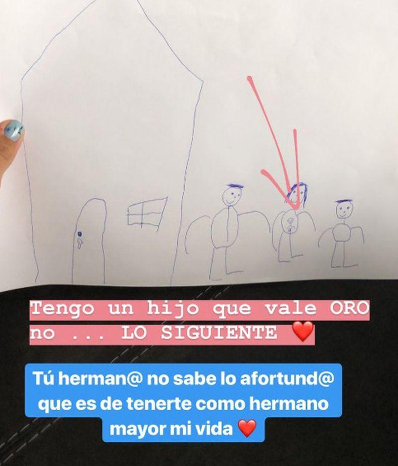 Captura de la historia de Instagram de Jennifer Ortiz.   Fuente: Instagram / Jenniferora