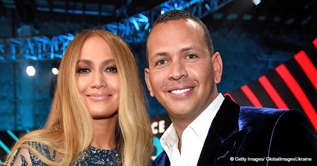 Alex Rodriguez Shares Sweet Family Photo with Jennifer Lopez and All of Their Kids
