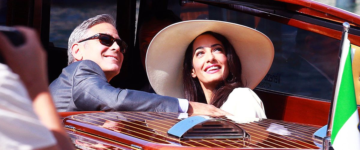 George Clooney First Met Wife Amal at His House While His Parents Were There