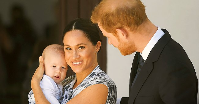 Us Weekly: Buckingham Palace Says Archie's Lack of Title Doesn't Have Anything to Do with Race
